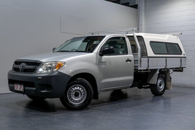 Used Toyota Hilux Workmate, Slacks Creek, 2006 Toyota Hilux Workmate Cab Chassis