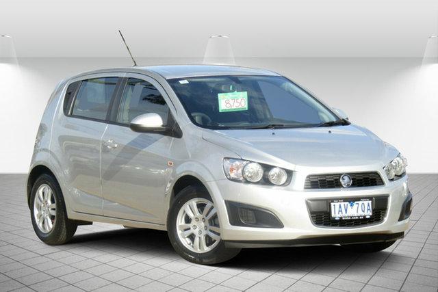 Used Holden Barina, Oakleigh, 2012 Holden Barina Hatchback