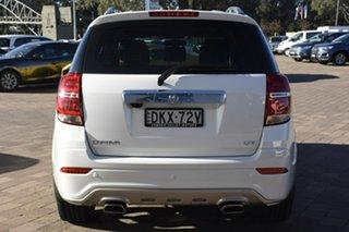 2016 Holden Captiva LTZ AWD SUV.