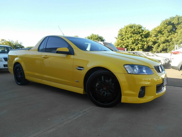 Used Holden Commodore SV6 Z-Series, Mount Isa, 2012 Holden Commodore SV6 Z-Series VE Utility
