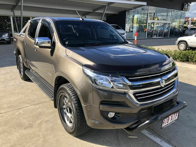 Discounted Used Holden Colorado LTZ Pickup Crew Cab, Yamanto, 2017 Holden Colorado LTZ Pickup Crew Cab Utility