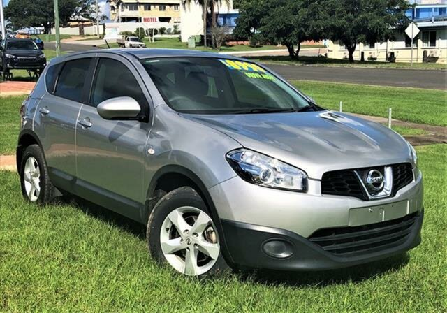 Used Nissan Dualis ST Hatch X-tronic, Gympie, 2011 Nissan Dualis ST Hatch X-tronic Hatchback