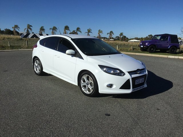 Used Ford Focus Sport, Wangara, 2013 Ford Focus Sport Hatchback