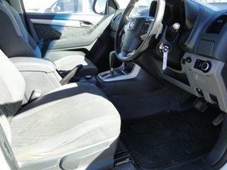 2012 Holden Colorado LX Crew Cab Cab Chassis.