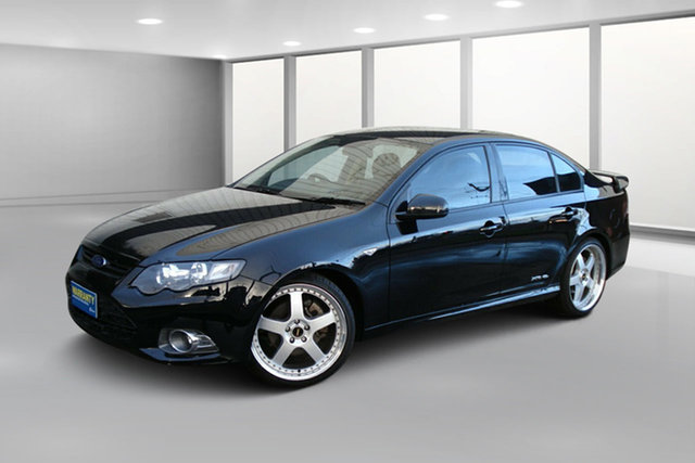 Used Ford Falcon XR6 Turbo Limited Edition, West Footscray, 2012 Ford Falcon XR6 Turbo Limited Edition Sedan