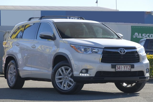 Used Toyota Kluger GX 2WD, Bowen Hills, 2016 Toyota Kluger GX 2WD Wagon