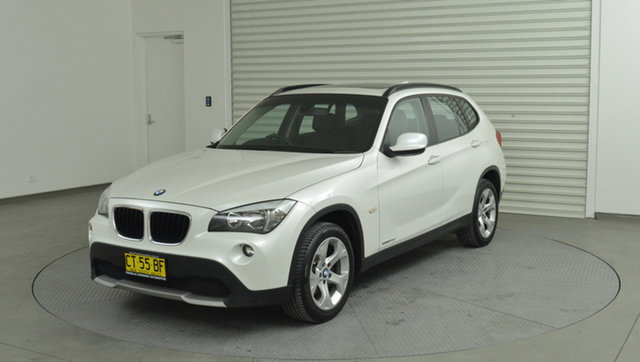 Used BMW X1 sDrive20d Steptronic, Narellan, 2011 BMW X1 sDrive20d Steptronic Wagon