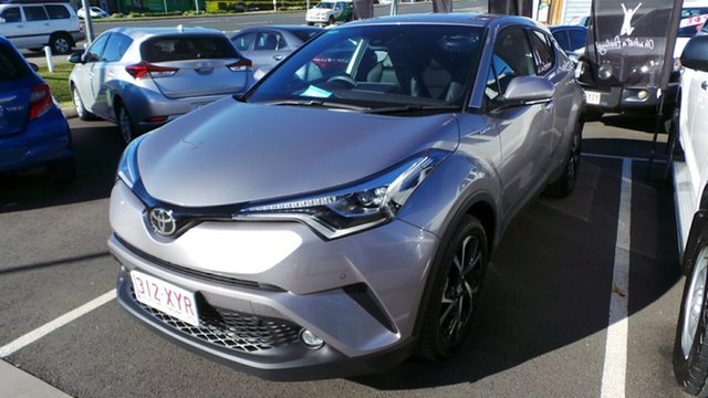Used Toyota C-HR Koba S-CVT AWD, Morayfield, 2017 Toyota C-HR Koba S-CVT AWD Wagon