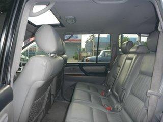 2006 Toyota Landcruiser Sahara Wagon.