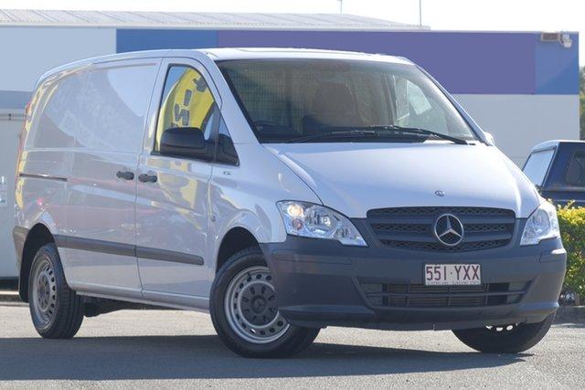 Used Mercedes-Benz Vito 113CDI SWB, Bowen Hills, 2014 Mercedes-Benz Vito 113CDI SWB Van