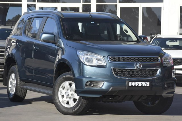 Used Holden Colorado 7 LT, Narellan, 2015 Holden Colorado 7 LT SUV