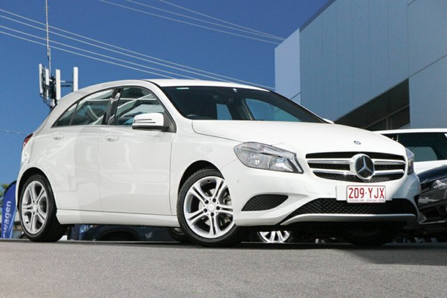 Used Mercedes-Benz A180 D-CT, Indooroopilly, 2014 Mercedes-Benz A180 D-CT Hatchback