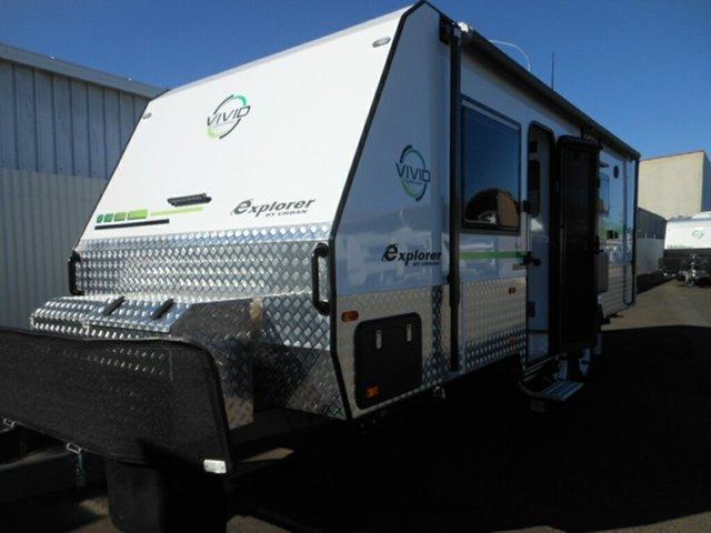 New Vivid Caravans Explorer 21'6