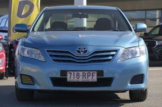 2011 Toyota Camry Altise Sedan.