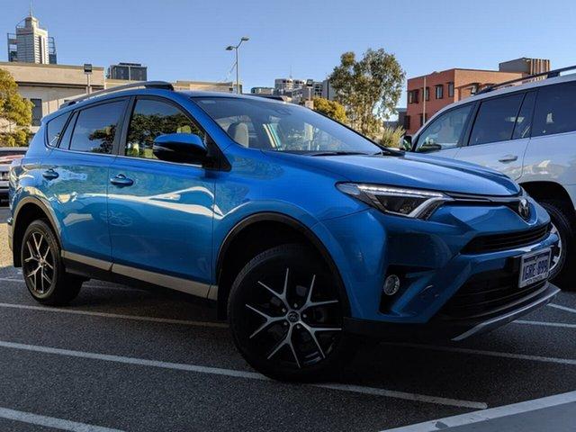 Demonstrator, Demo, Near New Toyota RAV4 GXL (4x4), Northbridge, 2018 Toyota RAV4 GXL (4x4) Wagon