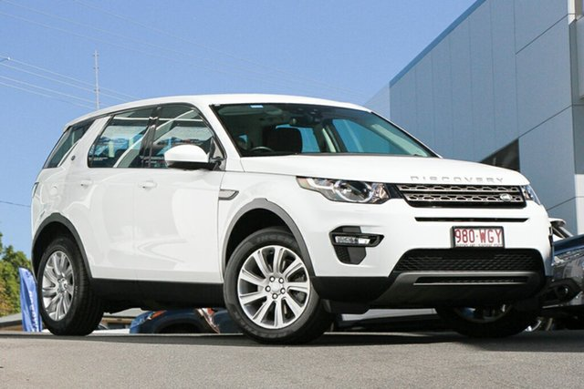 Used Land Rover Discovery Sport Td4 SE, Indooroopilly, 2016 Land Rover Discovery Sport Td4 SE Wagon