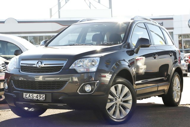 Used Holden Captiva 5 LT (FWD), Brookvale, 2015 Holden Captiva 5 LT (FWD) Wagon