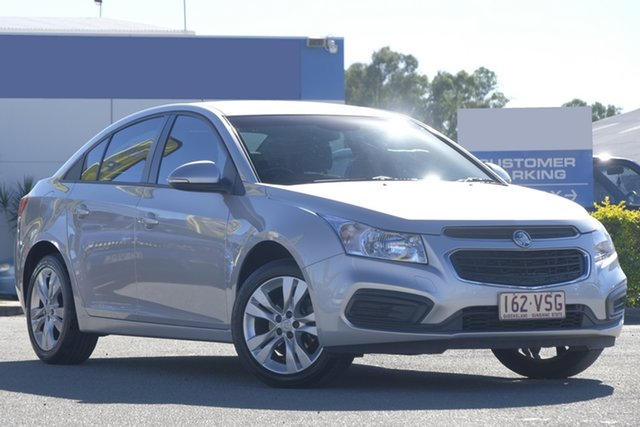 Used Holden Cruze Equipe, Bowen Hills, 2015 Holden Cruze Equipe Sedan