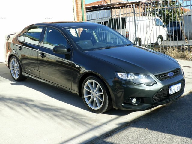 Used Ford Falcon XR6, Mount Lawley, 2013 Ford Falcon XR6 Sedan