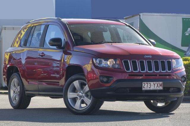 Used Jeep Compass Sport, Bowen Hills, 2014 Jeep Compass Sport Wagon