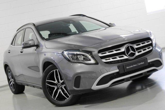 Used Mercedes-Benz GLA180 DCT, Warwick Farm, 2017 Mercedes-Benz GLA180 DCT Wagon