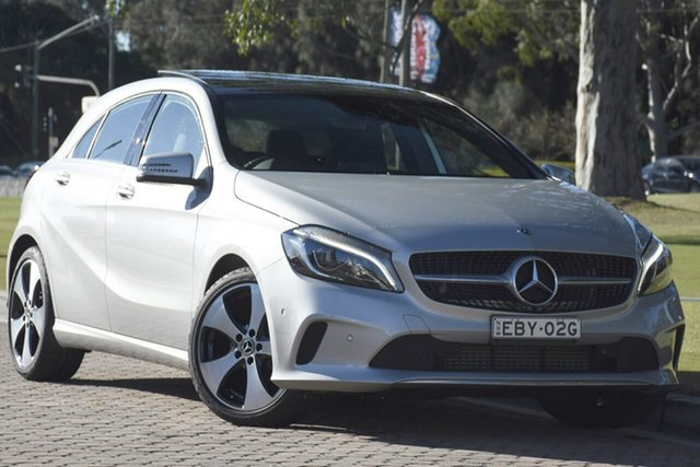 Discounted Used Mercedes-Benz A200 D-CT, Narellan, 2017 Mercedes-Benz A200 D-CT Hatchback