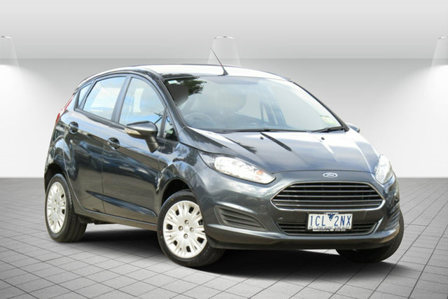 Used Ford Fiesta Ambiente PwrShift, Oakleigh, 2014 Ford Fiesta Ambiente PwrShift Hatchback
