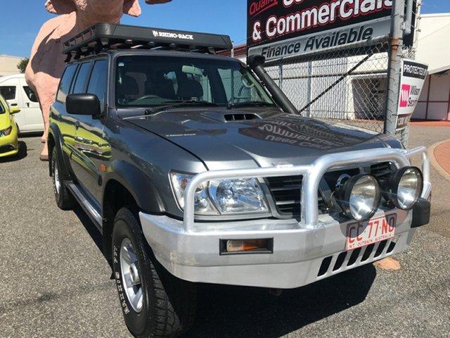 Used Nissan Patrol ST, Winnellie, 2003 Nissan Patrol ST Wagon