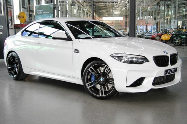 Used BMW M2 Pure, North Melbourne, 2017 BMW M2 Pure Coupe