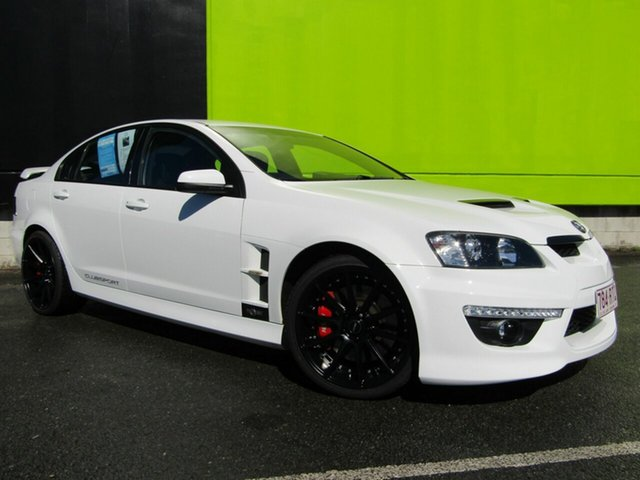 Used Holden Special Vehicles ClubSport R8, Underwood, 2011 Holden Special Vehicles ClubSport R8 Sedan