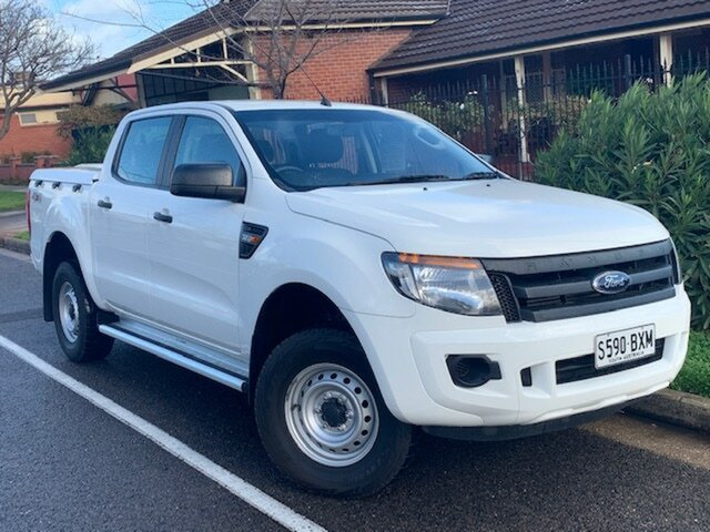 Used Ford Ranger XL Double Cab, Cheltenham, 2013 Ford Ranger XL Double Cab Utility