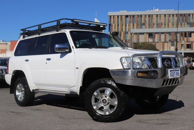 Used Nissan Patrol ST (4x4), Northbridge, 2012 Nissan Patrol ST (4x4) Wagon