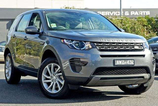 Demonstrator, Demo, Near New Land Rover Discovery Sport TD4 110kW SE, Doncaster, 2018 Land Rover Discovery Sport TD4 110kW SE Wagon