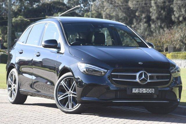 Demonstrator, Demo, Near New Mercedes-Benz B180 DCT, Warwick Farm, 2019 Mercedes-Benz B180 DCT Hatchback