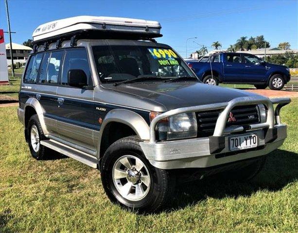 Used Mitsubishi Pajero GLS, Gympie, 1997 Mitsubishi Pajero GLS Wagon