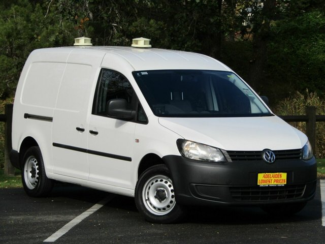 Used Volkswagen Caddy TDI250 BlueMOTION Maxi DSG, Enfield, 2013 Volkswagen Caddy TDI250 BlueMOTION Maxi DSG Van