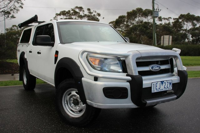 Used Ford Ranger XL Crew Cab, Officer, 2010 Ford Ranger XL Crew Cab Utility