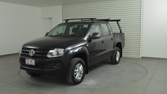 Used Volkswagen Amarok TDI420 4MOTION Perm Core, Warwick Farm, 2015 Volkswagen Amarok TDI420 4MOTION Perm Core Cab Chassis