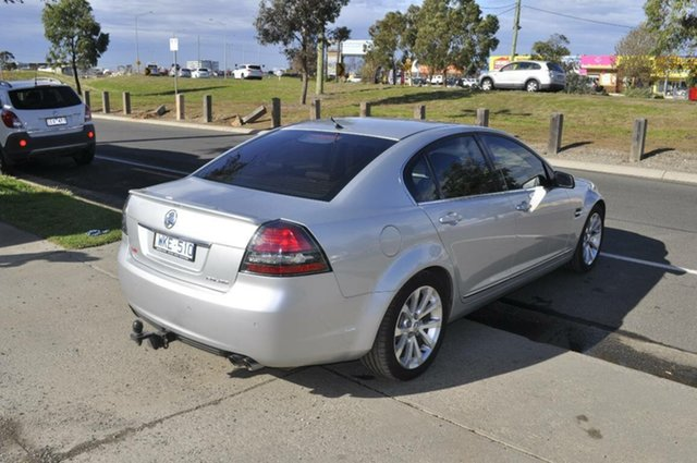 Used Holden Calais V, Hoppers Crossing, 2008 Holden Calais V Sedan
