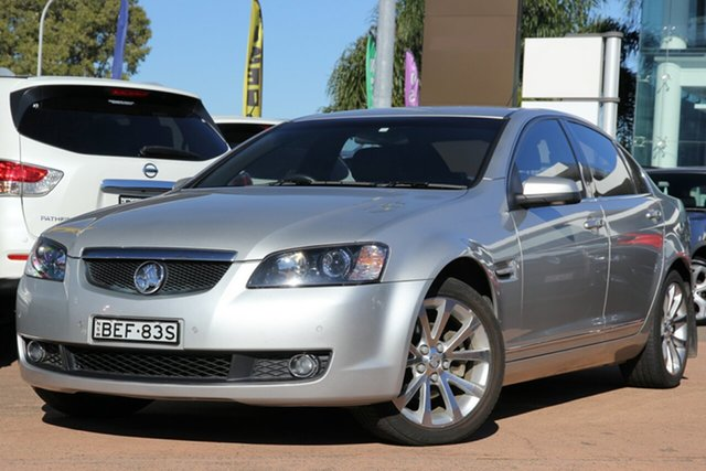 Used Holden Calais, Brookvale, 2007 Holden Calais Sedan