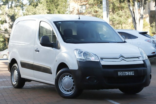 Used Citroen Berlingo L1, Narellan, 2010 Citroen Berlingo L1 Van