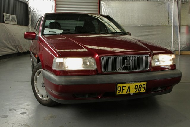 Used Volvo 850 S, Myaree, 1996 Volvo 850 S Sedan
