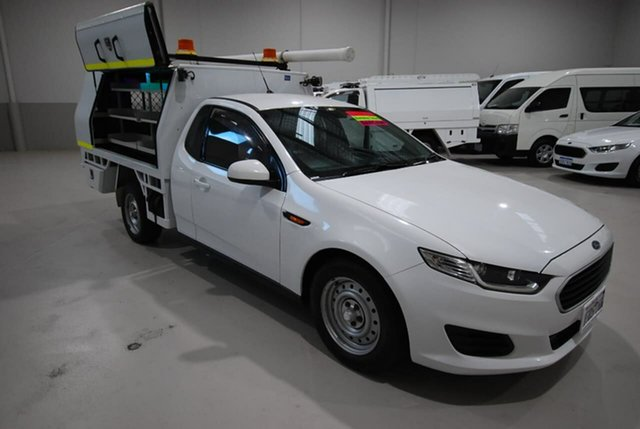 Used Ford Falcon Super Cab, Kenwick, 2014 Ford Falcon Super Cab Cab Chassis