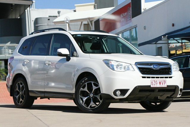 Used Subaru Forester 2.5i-S Lineartronic AWD, Indooroopilly, 2014 Subaru Forester 2.5i-S Lineartronic AWD Wagon
