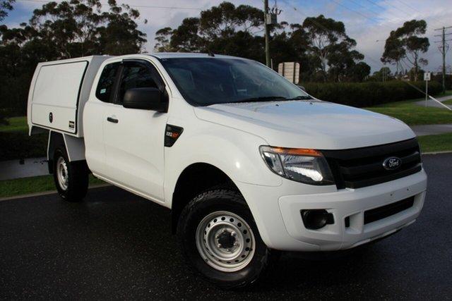 Used Ford Ranger XL Super Cab 4x2 Hi-Rider, Officer, 2014 Ford Ranger XL Super Cab 4x2 Hi-Rider Cab Chassis