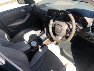 2009 Audi Q5 TFSI S Tronic Quattro Wagon.