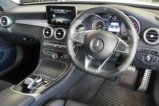 2016 Mercedes-Benz C43 AMG 9G-Tronic 4MATIC Coupe.