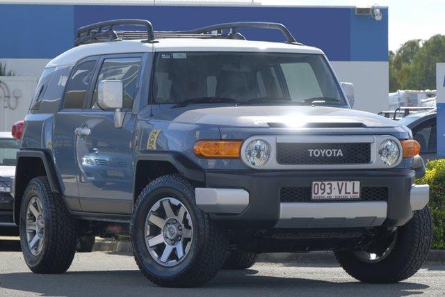 Used Toyota FJ Cruiser, Bowen Hills, 2015 Toyota FJ Cruiser Wagon