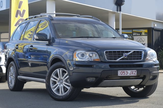 Used Volvo XC90 D5, Bowen Hills, 2006 Volvo XC90 D5 Wagon