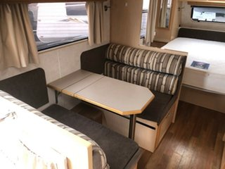 2009 Creative TRACKVAN TOUR X TOUR X Caravan.